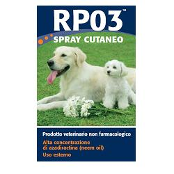RP03 SPRAY VETERINARIO NON FARMACOLOGICO 200 ML - farmaciadeglispeziali.it