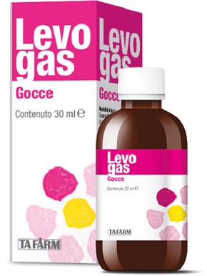 LEVOGAS GOCCE 30 ML - farmaventura.it