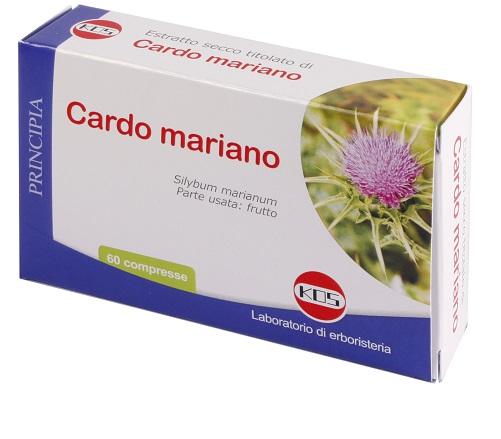 CARDO MARIANO ESTRATTO SECCO 60 COMPRESSE - Farmacia Centrale Dr. Monteleone Adriano
