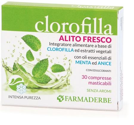 CLOROFILLA 30 COMPRESSE - Arcafarma.it
