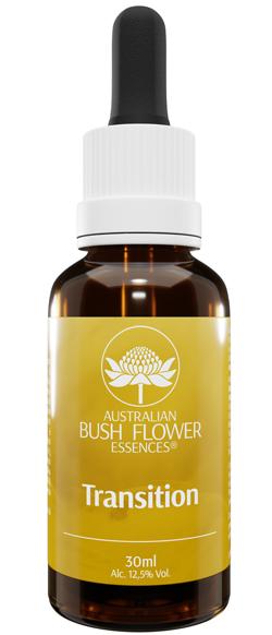 AUSTRALIAN BUSH FLOWER TRANSITION 30ML ESSENZA GOCCE - Nowfarma.it