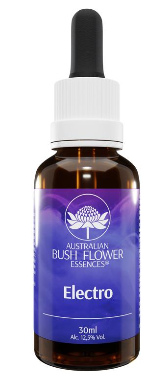 AUSTRALIAN BUSH FLOWER ELECTRO 30ML ESSENZA GOCCE - Nowfarma.it