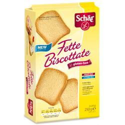 Schar Fette Biscottate Senza Glutine 250g - Zfarmacia