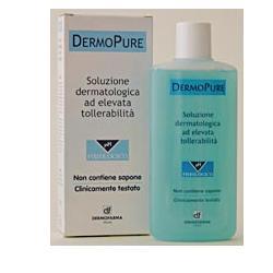 DERMOPURE SOLUZIONE DERMATOLOGICA 200 ML - Farmaseller