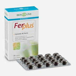 BIOSLINE FERPLUS VITAMINA C 60 CAPSULE - Farmastar.it