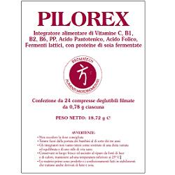 PILOREX 24 COMPRESSE - FARMAEMPORIO