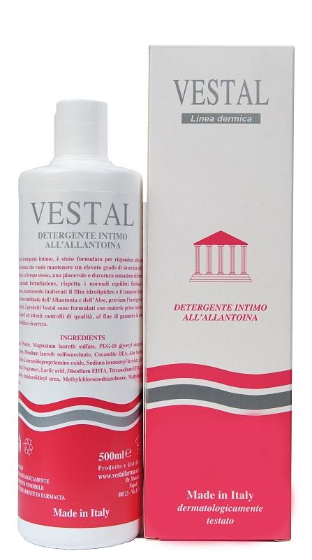 VESTAL DETERGENTE INTIMO 500 ML - Farmaseller