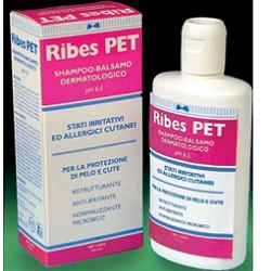 RIBES PET SHAMPOO BALSAMO FLACONE 200 ML - Farmaunclick.it