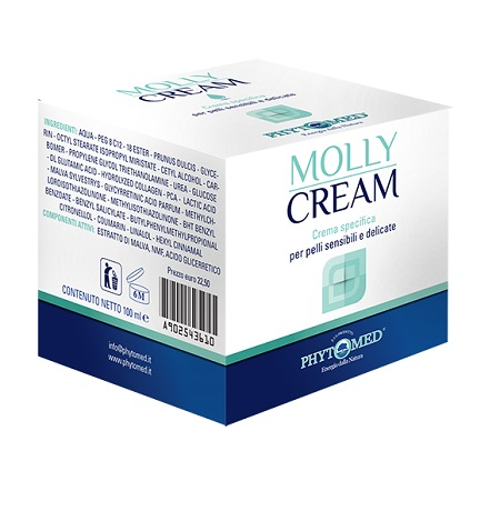MOLLY CREAM CR DERMAT 100ML - latuafarmaciaonline.it