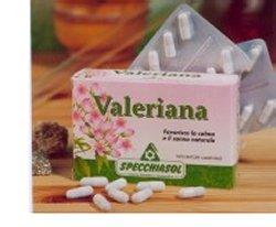 VALERIANA ESTRATTO ERBE 30 CAPSULE - Farmapass