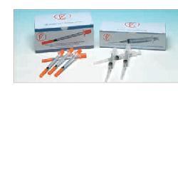 SIRINGA FARMATEXA 1 ML CON AGO STACCABILE GAUGE 27 100 UNITA' - Farmacia Giotti