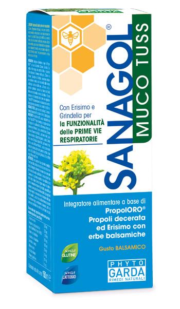 SANAGOL MUCO TUSS 150 ML - FarmaHub.it