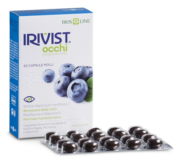 BIOSLINE IRIVIST VISTA 60 CAPSULE - Farmastar.it