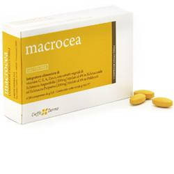 MACROCEA 20 COMPRESSE DEGLUTIBILI - Farmawing