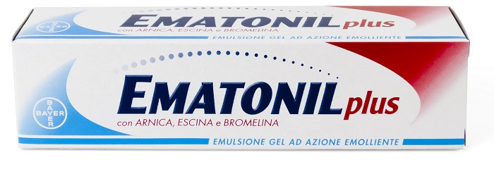 EMATONIL PLUS EMULSIONE GEL 50 ML - Farmastop