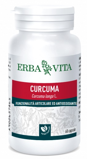 CURCUMA 60 CAPSULE 450 MG - Spacefarma.it