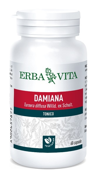 DAMIANA 60 CAPSULE 400 MG - La farmacia digitale