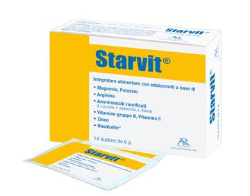 STARVIT 14 BUSTINE - Farmapage.it