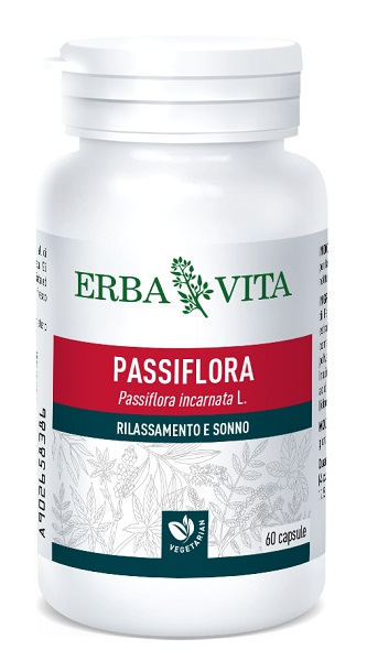 PASSIFLORA 60 CAPSULE 450 MG - Farmaciasvoshop.it
