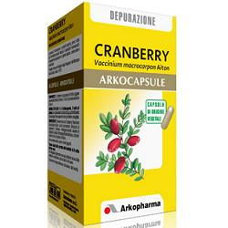 ARKO CAPSULE CRANBERRY 45 CAPSULE - Farmabellezza.it