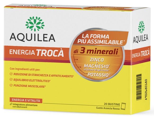 TROCA' ARANCIA ROSSA 20 BUSTINE 6 G - Carafarmacia.it
