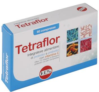 TETRAFLOR 60 COMPRESSE - Farmacia Centrale Dr. Monteleone Adriano