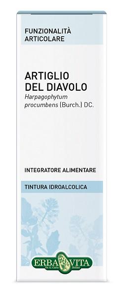 ARTIGLIO DIAVOLO SOLUZIONE IDROALCOLICA 50 ML - Nowfarma.it