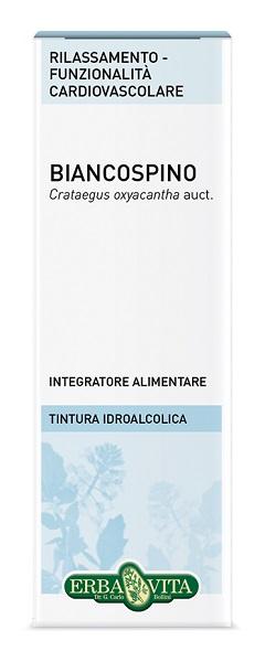Erba Vita Tintura Idroalcolica Biancospino Fiori e Foglie 50 ml offerta