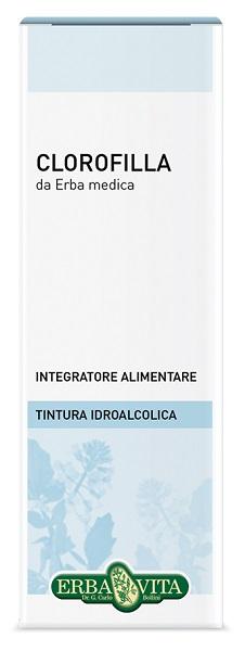 CLOROFILLA SOLUZIONE IDROALCOLICA 50 ML - FARMAEMPORIO