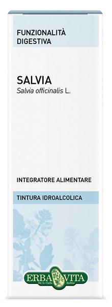 SALVIA FOGLIE TINTURA IDROALCOLICA 50 ML EBV - DrStebe