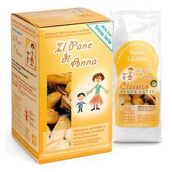 PANE ANNA PREPARATO SENZA LATTOSIO 250 G