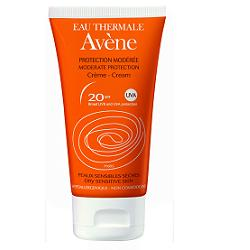 EAU THERMALE AVENE SOLAR CREAM FP 20 INVISIBILE - Farmawing