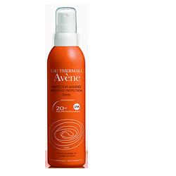 EAU THERMALE AVENE SOLAR SPRAY FP20 200 ML - Farmawing
