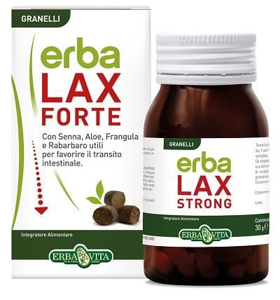 ERBALAX FORTE GRANELLI 30 G - FARMAEMPORIO