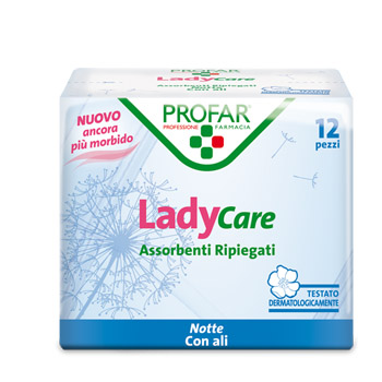 LADY CARE AS NTT ALI 12PZ - Farmapage.it