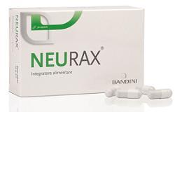 NEURAX 30 CAPSULE - Parafarmacia la Fattoria della Salute S.n.c. di Delfini Dott.ssa Giulia e Marra Dott.ssa Michela