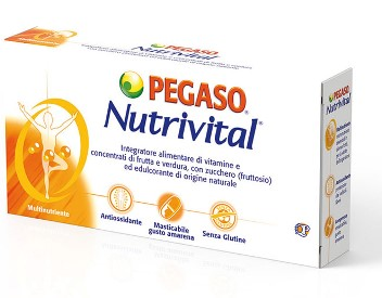 NUTRIVITAL 30 COMPRESSE MASTICABILI - Farmapage.it