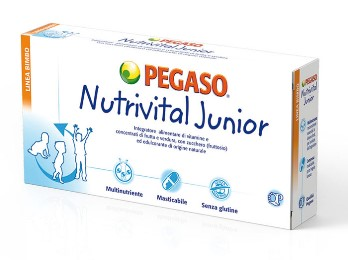 Nutrivital Junior 30 Compresse - Arcafarma.it
