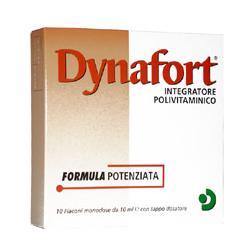 DYNAFORT 10 FLACONCINI 10 ML - Farmaci.me