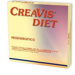CREAVIS DIET 10 FLACONCINI 10 ML - Zfarmacia