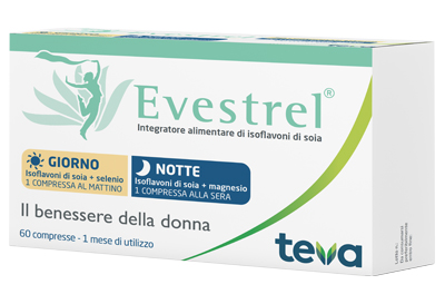 EVESTREL GIORNO NOTTE 60 COMPRESSE - Farmacia Bartoli