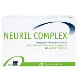 NEURIL COMPLEX 30 COMPRESSE - FARMAEMPORIO