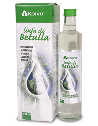 LINFA BETULLA BIOLOGICA 500 ML - Farmafamily.it