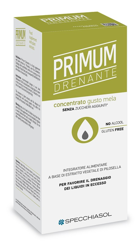 PRIMUM DREN SCIROPPO 250 ML - Farmaconvenienza.it