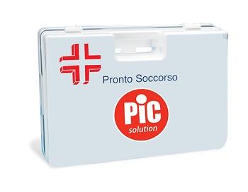 CASSETTA PRONTO SOCCORSO PIC PER AZIENDA MINORE DI 3 DIPENDENTI - farmaciadeglispeziali.it
