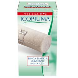 Icopiuma Benda Elastica Universale In Cotone cm 8x4,5 m offerta