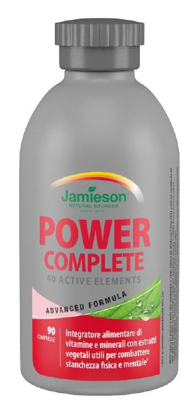 POWER COMPLETE 90 COMPRESSE - Spacefarma.it