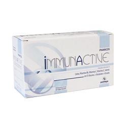 PHARCOS IMMUNACTIVE 10 FIALE 10 ML - Biofarmasalute.it