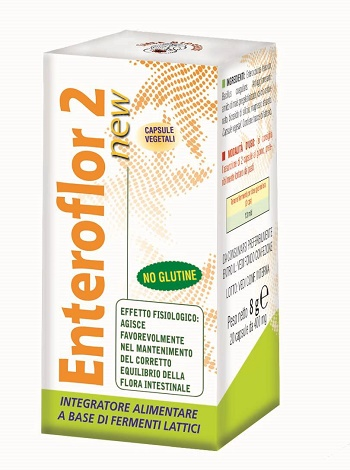 ENTEROFLOR 2 NEW 20 CAPSULE - Farmaciacarpediem.it