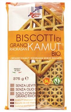 FSC BISCOTTI DI KAMUT SENZA LIEVITO BIO VEGAN 375 G - Farmaciacarpediem.it